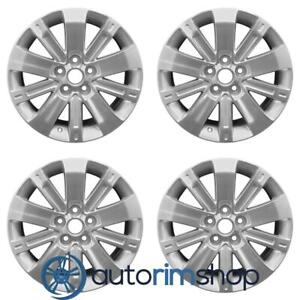Chevrolet Equinox 2010 2012 18 Factory Oem Wheels Rims Set