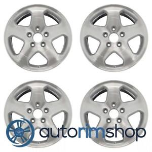 Honda Accord 1998 2000 16 Factory Oem Wheels Rims Set