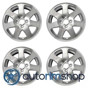 Honda Civic 1999 2000 15 Factory Oem Wheels Rims Set