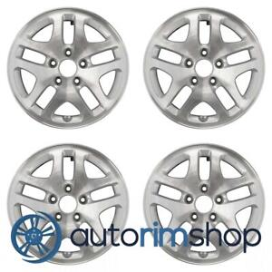 Honda Accord 2001 2002 16 Factory Oem Wheels Rims Set