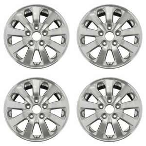 Honda Odyssey 2005 2010 16 Factory Oem Wheels Rims Set