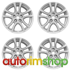 Chevrolet Camaro 2013 2015 18 Factory Oem Wheels Rims Set