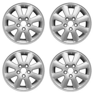 Toyota Camry 2002 2004 16 Factory Oem Wheels Rims Set