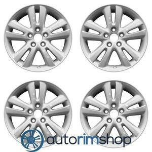 Toyota Highlander 2005 2007 17 Factory Oem Wheels Rims Set