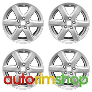 Toyota Camry 2007 2010 17 Factory Oem Wheels Rims Set