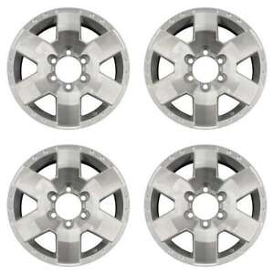 Toyota Fj Cruiser 2007 2010 17 Factory Oem Wheels Rims Set