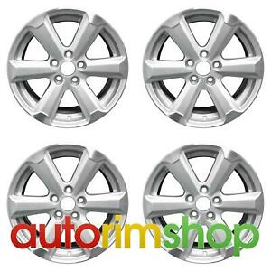 Toyota Highlander 2008 2010 17 Factory Oem Wheels Rims Set