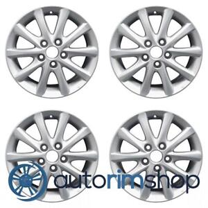 Toyota Camry 2010 2012 16 Factory Oem Wheels Rims Set