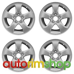 Bmw X3 2004 2010 17 Factory Oem Bmw Style 204 Wheels Rims Set