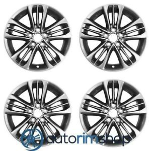 Toyota Camry 2015 2017 17 Factory Oem Wheels Rims Set Auc