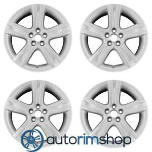New 17 Replacement Wheels Rims For Toyota Corolla Matrix 2009 2015 Set