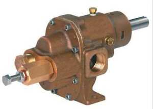 Rotary Gear Pump Head 1 2 In 3 4 Hp Dayton 4khf4