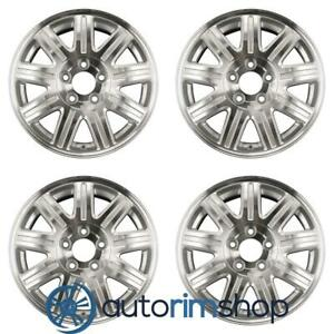New 16 Replacement Wheels Rims For Chrysler Town Country 2004 2007 Set