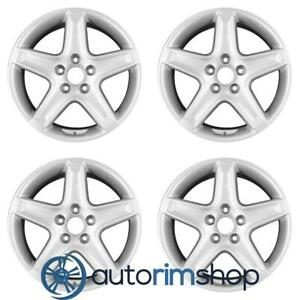 New 17 Replacement Wheels Rims For Acura Tl 2004 2008 Set With Tpms Slot