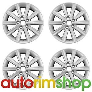 New 17 Replacement Wheels Rims For Toyota Camry 2012 2014 Set 69603