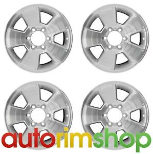 New 17 Replacement Wheels Rims For Toyota 4runner 2003 2009 Set 69429