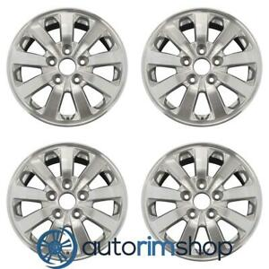 New 16 Replacement Wheels Rims For Honda Odyssey 2005 2010 Set