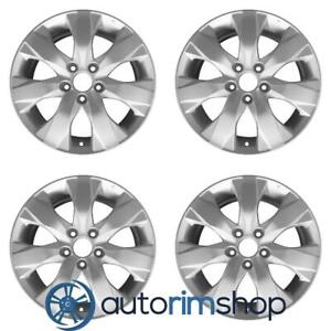 New 17 Replacement Wheels Rims For Honda Accord 2008 2011 Set