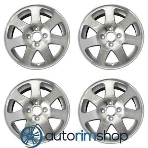 New 15 Replacement Wheels Rims For Honda Civic 1999 2003 Set