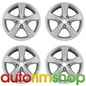 New 17 Replacement Wheels Rims For Nissan Altima 2007 2009 Set