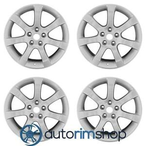 New 18 Replacement Wheels Rims For Nissan Maxima 2007 2008 Set