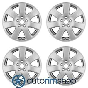 New 17 Replacement Wheels Rims For Jaguar X Type 2004 2008 Set