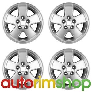 New 16 Replacement Wheels Rims For Ford Escape 2008 2012 Set