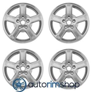 New Replacement Rim Chevy Impala Monte Carlo Saturn Vue 2003 2007 Set