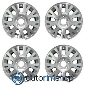 New 16 Replacement Wheels Rims For Ford Crown Victoria 2003 2005 Set