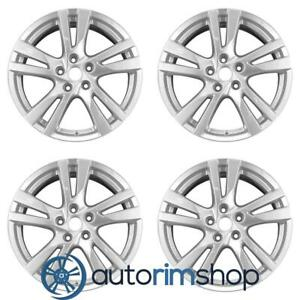 New 18 Replacement Wheels Rims For Nissan Altima 2012 2018 Set
