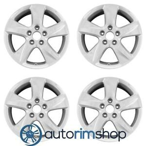 New 17 Replacement Wheels Rims For Acura Tsx 2009 2014 Set