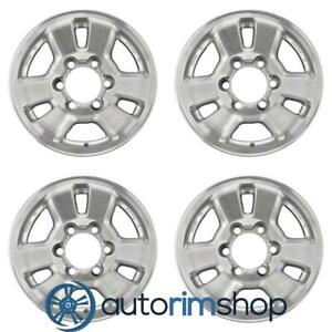 New 15 Replacement Wheels Rims For Toyota Tacoma 4runner 1995 2002 Set