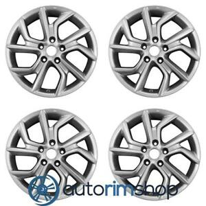 New 17 Replacement Wheels Rims For Nissan Sentra 2013 2015 Set