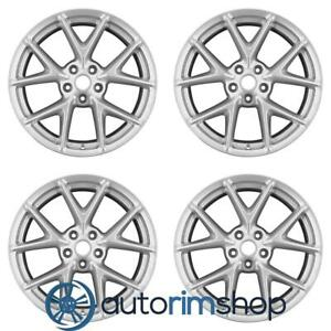New 19 Replacement Wheels Rims For Nissan Maxima 2009 2011 Set Silver 62512