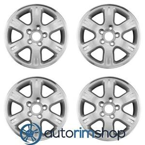 New 16 Replacement Wheels Rims For Toyota Highlander 2001 2007 Set