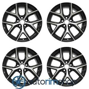 New 18 Replacement Wheels Rims For Toyota Rav4 2016 2017 Set