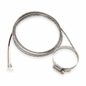 Thermocouple Probe type J length 12 In Tempco Tpw00033