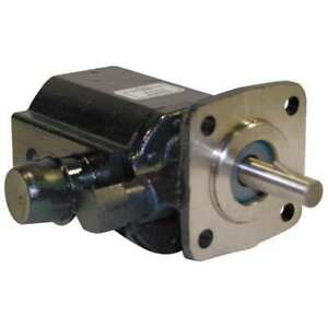Concentric 1003754 Gear Pump 2 Stage 3600 Rpm 13 6 Gpm