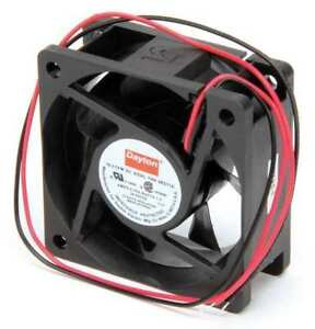 2 3 8 Square Axial Fan 24vdc Dayton 6kd71