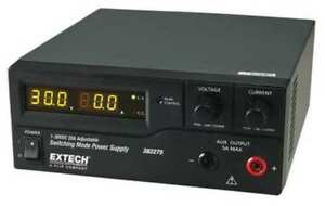 Laboratory Grade Switchig Mode Dc Dc Power Supply Extech 382275