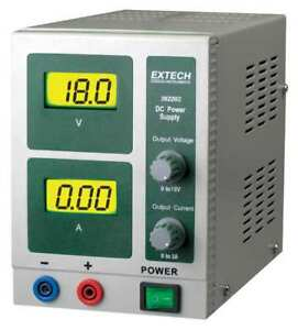 Extech 382202 Digital Single Output Dc Power Supply