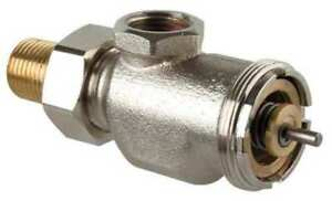 Thermostatic Radiator Valve size 1 2 In Zoro Select 10l951