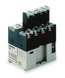 Enclosed Power Relay 14pin 24vdc 4pst no Omron G7z 4a 11z Dc24