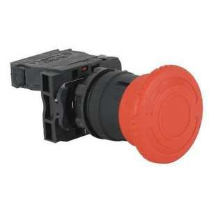 Emergency Stop Push Button plastic red Schneider Electric Xb5as8445