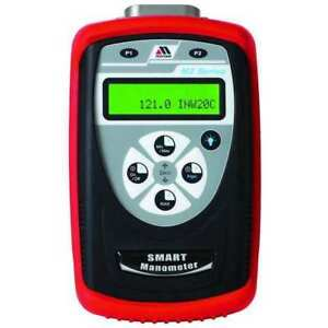Meriam M200 ai0038 Digital Manometer 0 To 38 Psia 0 05