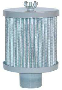 Inlet Filter 1 Mnpt Out 35 Max Cfm Solberg Ft 15 100