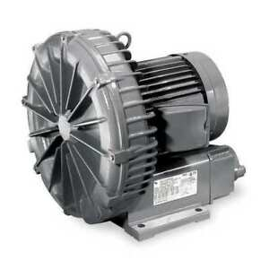 Fuji Electric Vfc200p 5t Regenerative Blower 0 37 Hp 42 Cfm