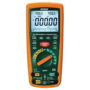 Insulation Tester 125 To 1000vdc Extech Mg300