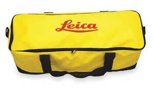 Leica Disto 850276 Carry Bag 11 In H 31 In L 11 In W