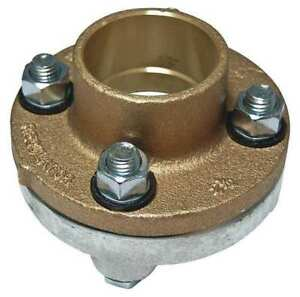 Dielectric Flange 4 In fipxsolder 175psi